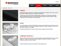Bokatech website screenshot